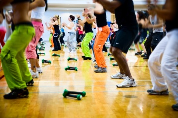 Zumba classes in south Delhi