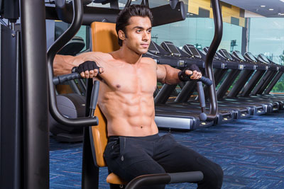Add best gym in south delhi